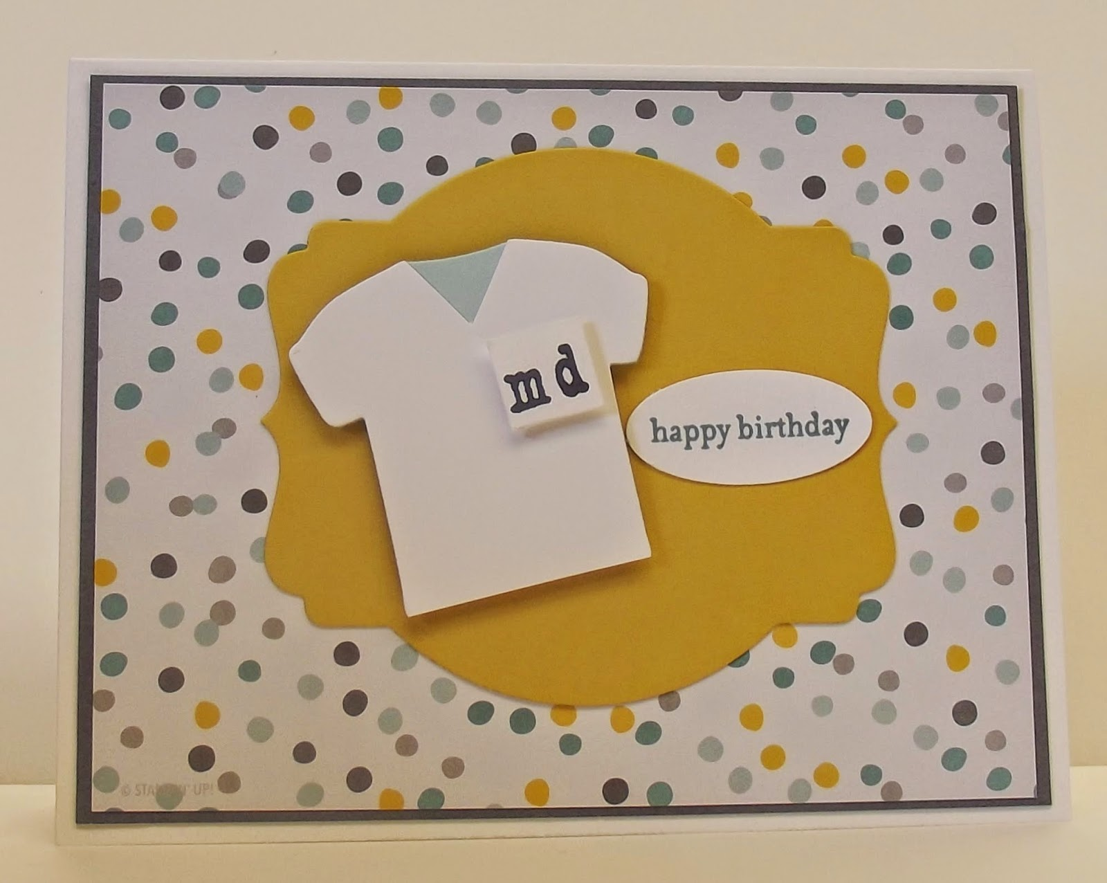 stamping sanity Happy Birthday Doctor – Happy Birthday Card for Doctor