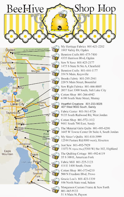 Summer Buzz Map