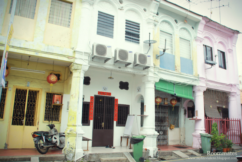 Roommates Guesthouse Penang