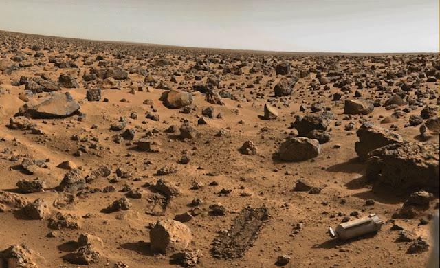 Planet Mars Cukup Lembab untuk Mendukung Adanya Kehidupan