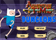 Adventure Time Dungeon