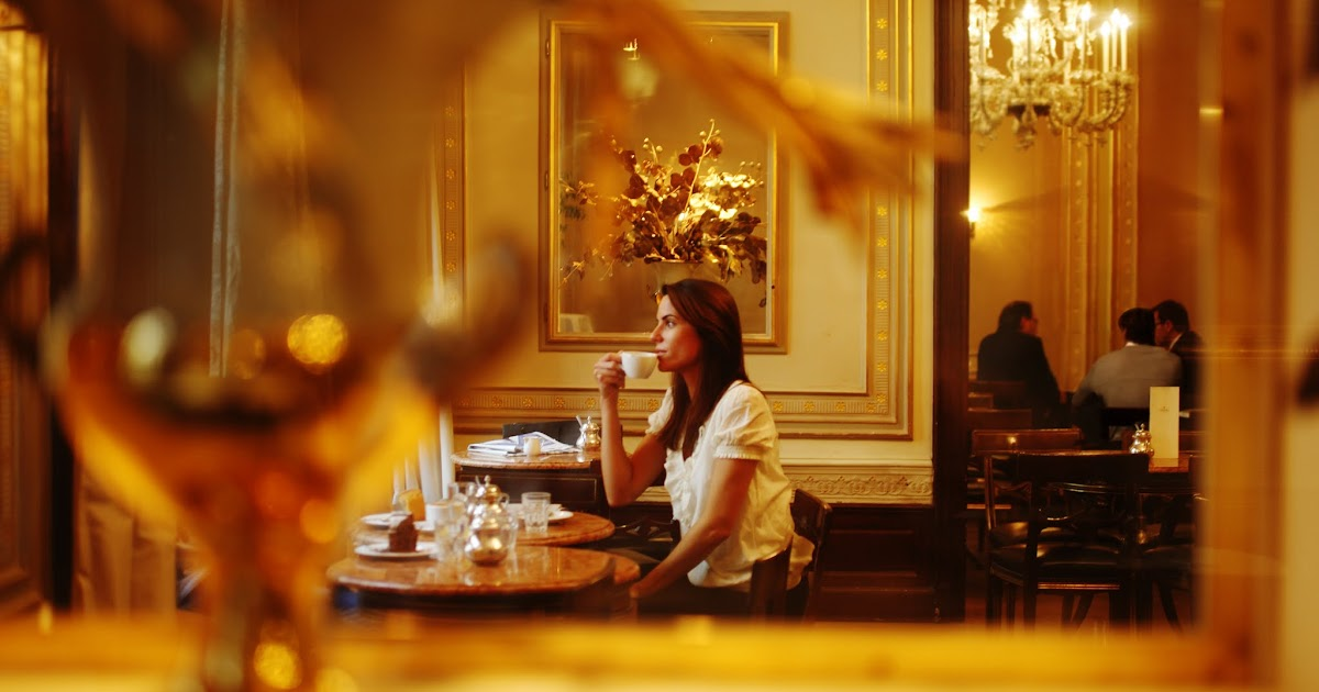 Gourmet food dreams - I'll meet you in a Viennese coffeehouse