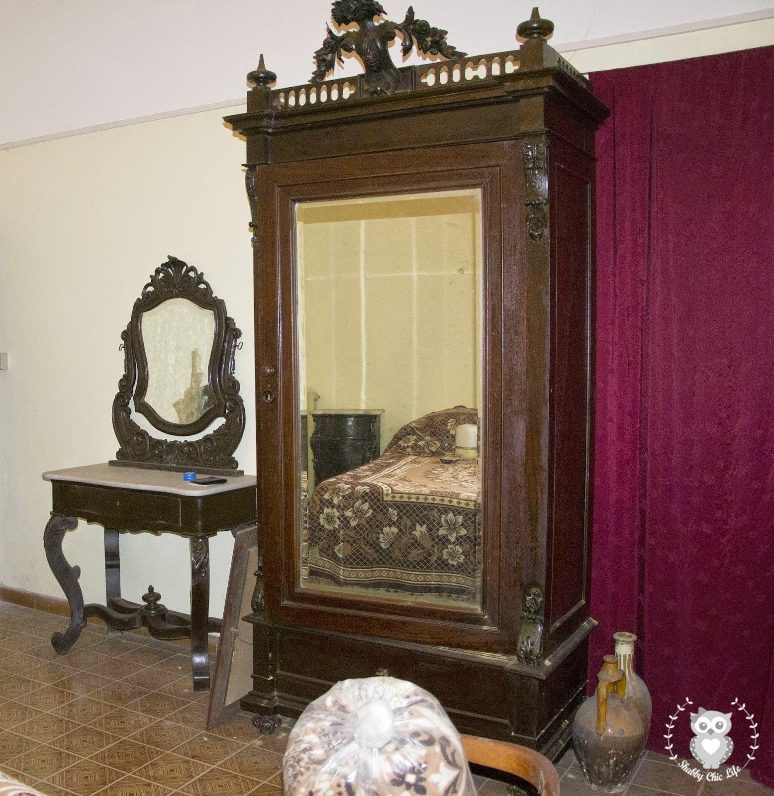 armadio stile luigi filippo d'Orléans