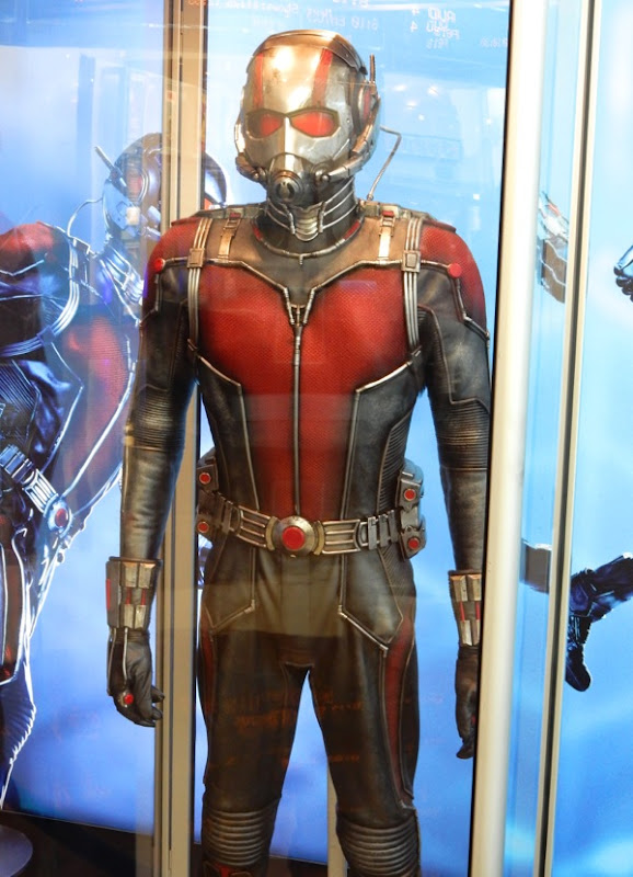 Original AntMan movie costume