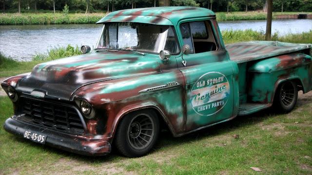 1956 Chevy Apache Truck