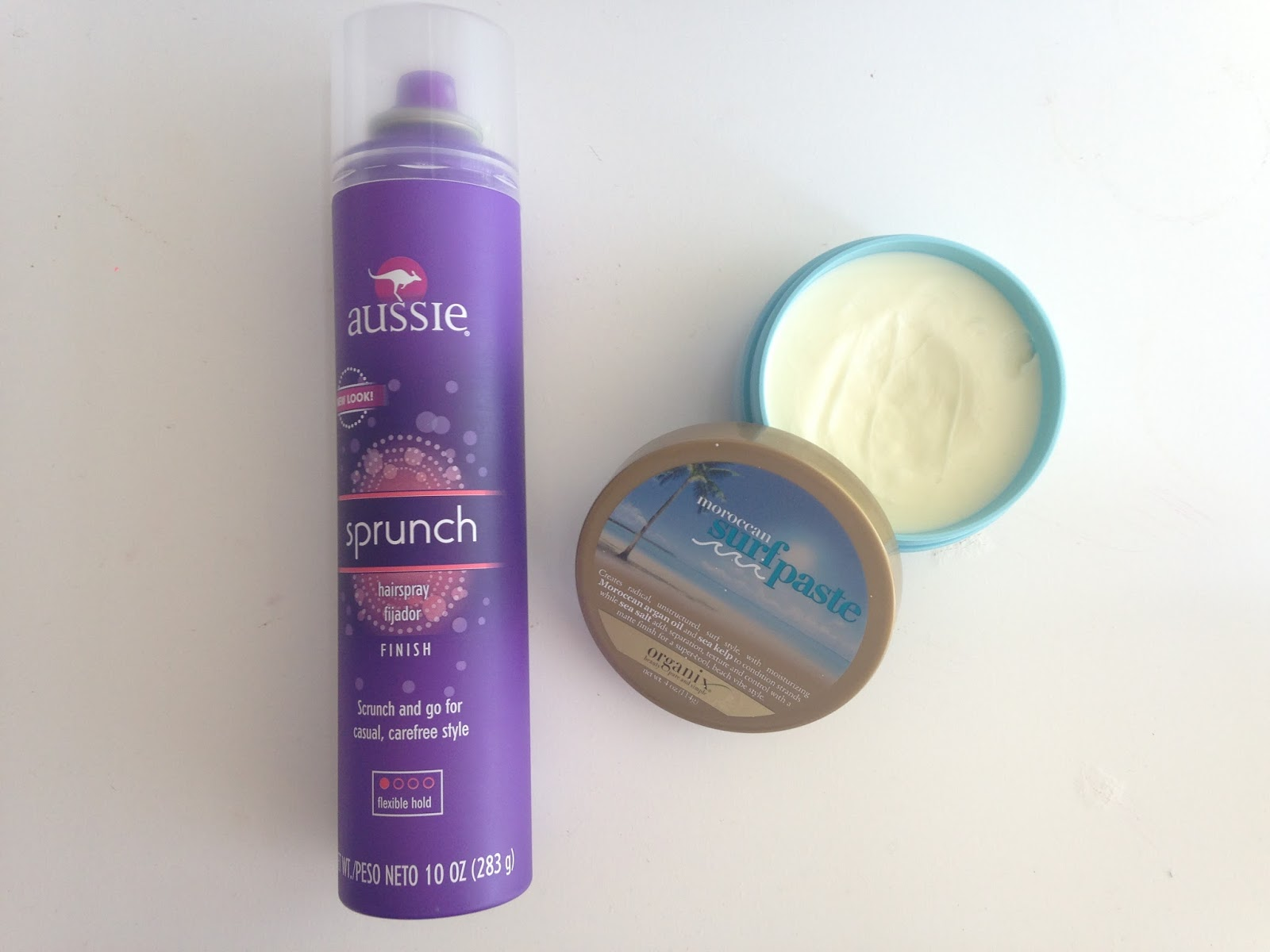 how to use aussie sprunch mousse