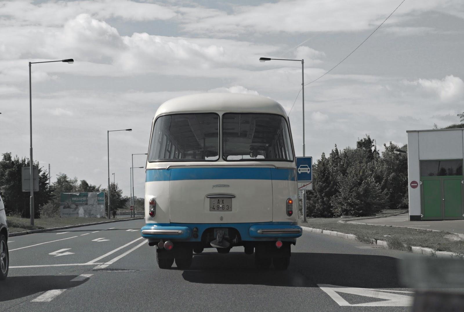 Autobus - Z Prachu Vstávej