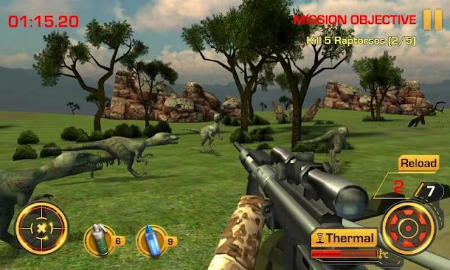 Wild Hunter 3D Unlimited Money