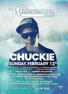 Wintervention with CHUCKIE