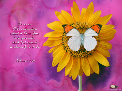 Ephesians 2:10 Bible Verse