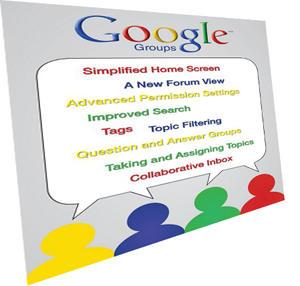 Membuat Forum Diskusi Blog Di Google Groups