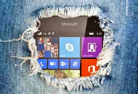 Lumia 535 Denim