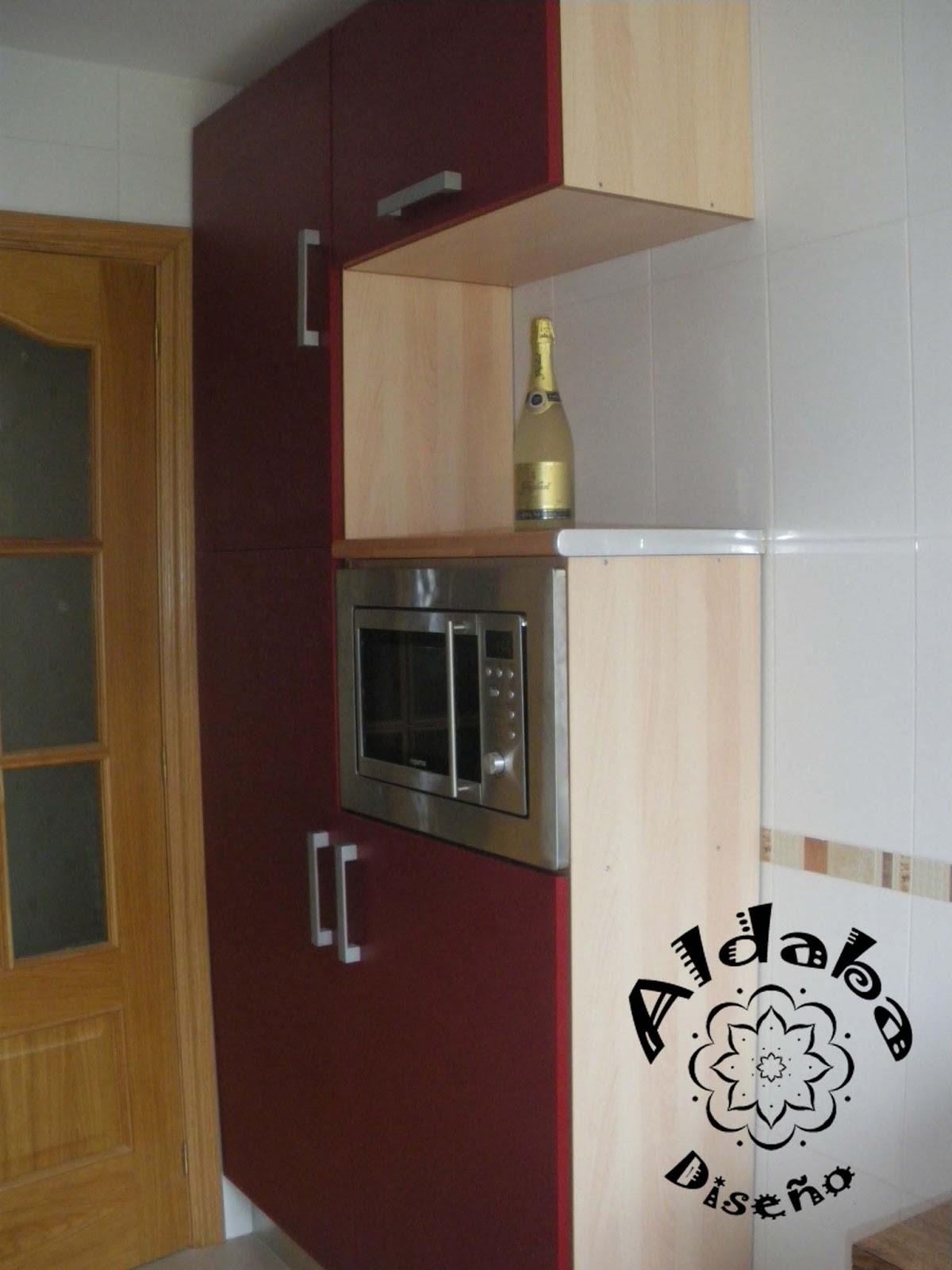 Aldaba proyectos cocina amueblamiento y equipamiento de for Amueblamiento de cocinas