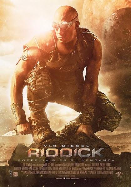 Riddick [2013] [NTSC/DVD9] (Full-Intacto) Ingles, Español Latino