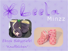 Freebook Babystiefel Knuffelchen