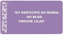MURAL DO BLOG CROCHE LILAS