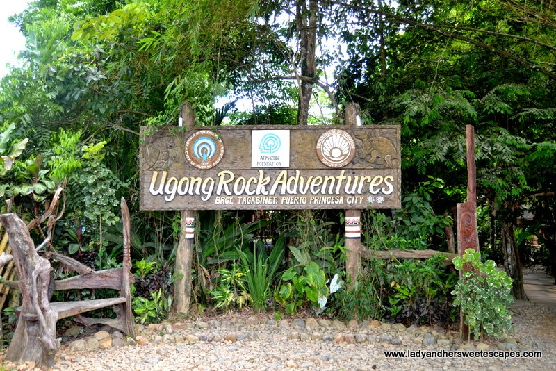 Ugong Rock Adventures in Puerto Princesa