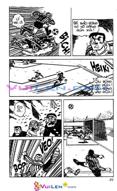 Jindodinho - Đường Dẫn Đến Khung Thành III  Tập 10 page 49 Congtruyen24h