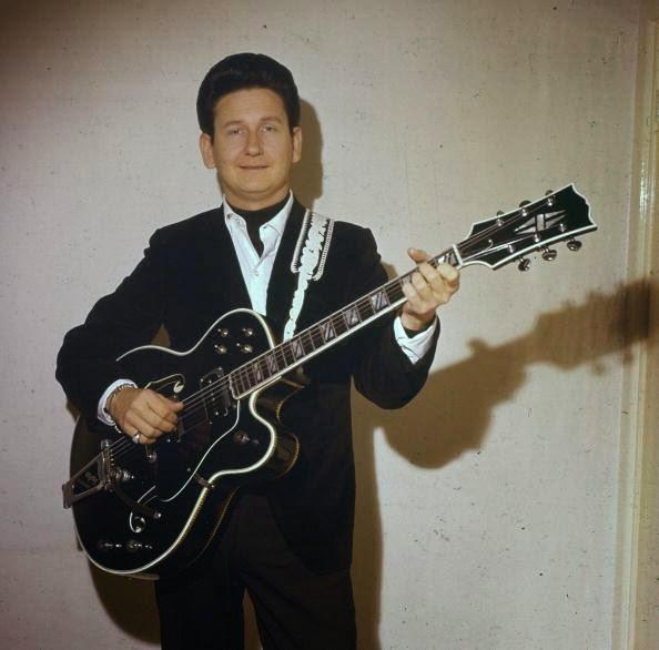 the unique guitar blog  roy orbison u0026 39 s gretsch  gibson  sho