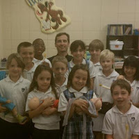2nd Graders Preparing for the Sacraments 2