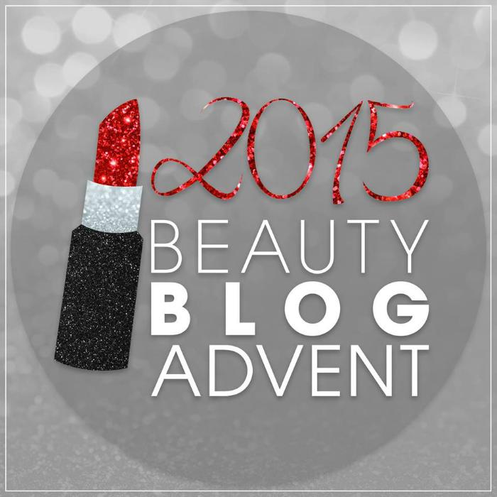Beauty Blog Advent 2015 - Adventskalender Ankündigung & Instagram Gewinnspiel