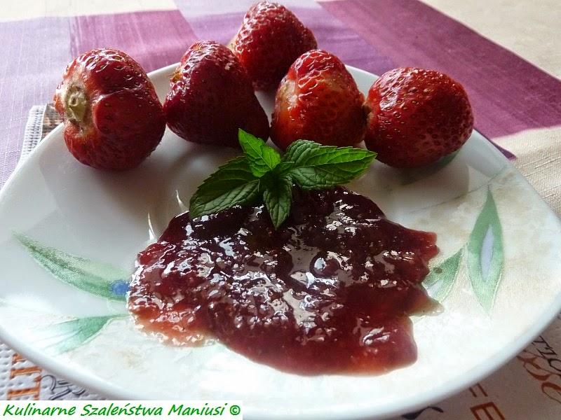 Dżem truskawkowy :-)