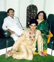 Sourav Ganguly Childhood Pictures