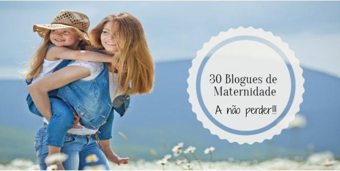 30 Blogs sobre Maternidade a não perder!