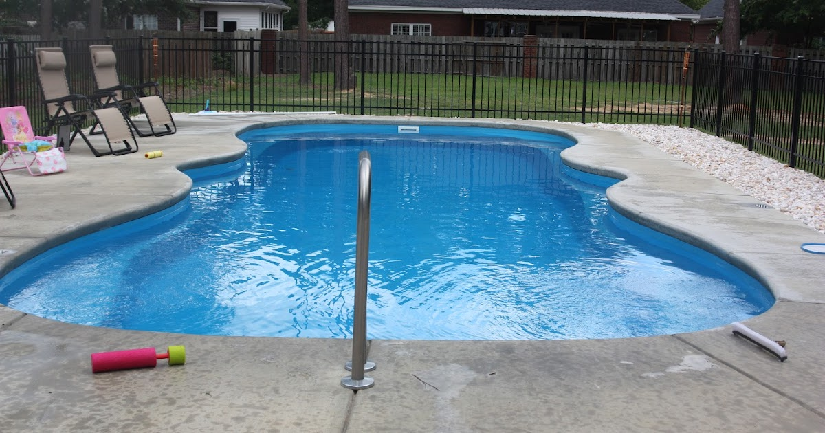 Quality mom reviews barrier reef pools florence south for Pool show florence sc