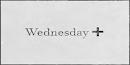 Wednesday[+]