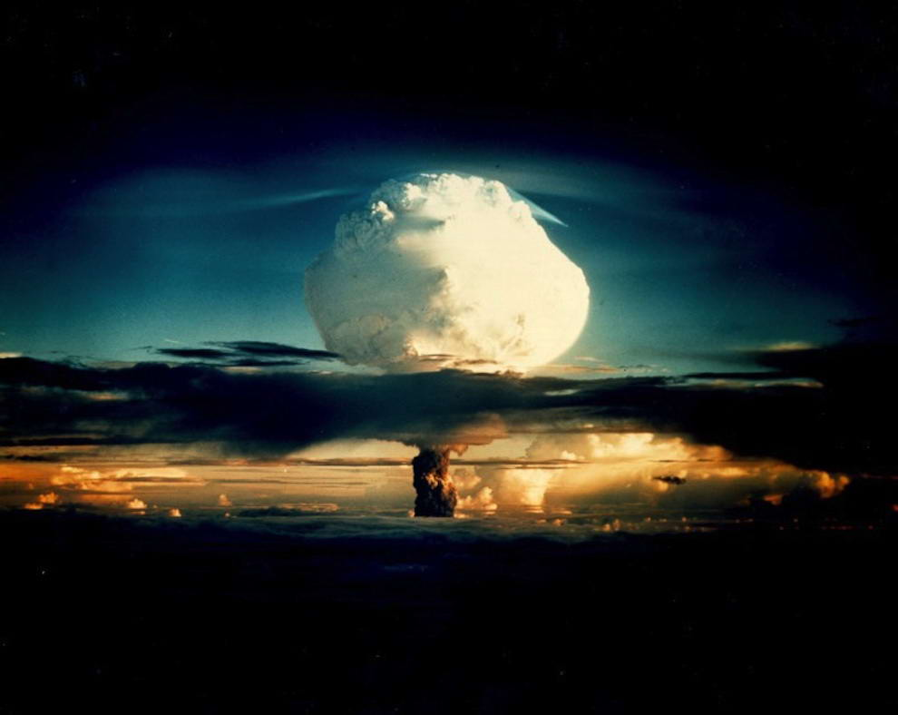 nuclear explosions To understand fallout formation from a nuclear explosion, it's important to look at  the gas phase of metal oxides within the device.