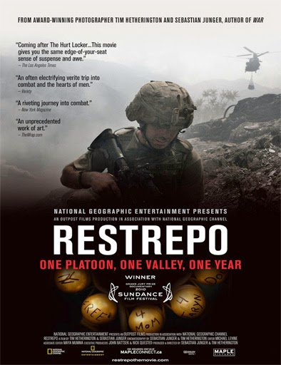 Ver Restrepo (2010) Online