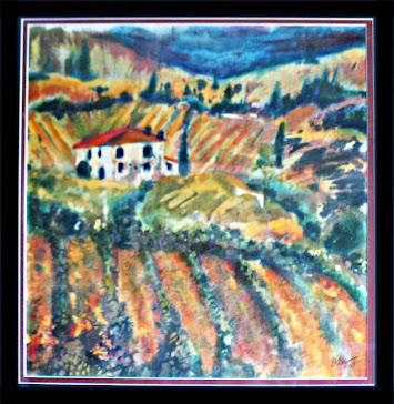 Tuscany Batik