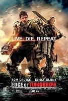 Watch Edge of the tomorrow (2014) movie online