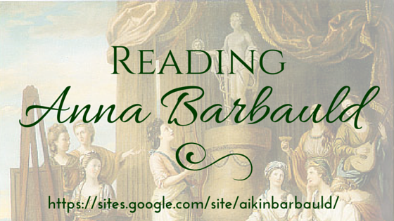 Anna Barbauld sul Web