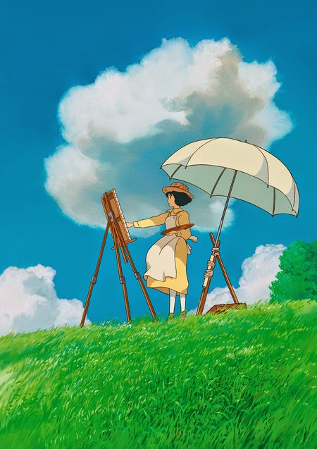 Gambar Kartun The Wind Rises Film Disney Terbaru Animasi Unik