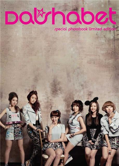 Dal Shabet Rilis Photobook Limited Edition