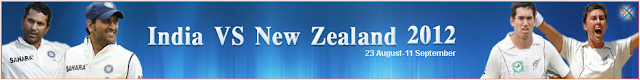 India vs New zealand 2012 1st Test Live scorecard Cricket LiveStreaming score Latest News Images