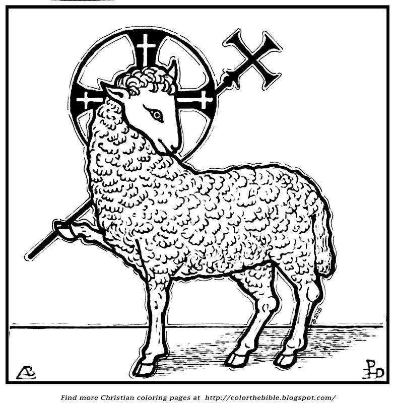 clipart jesus lamb of god - photo #45