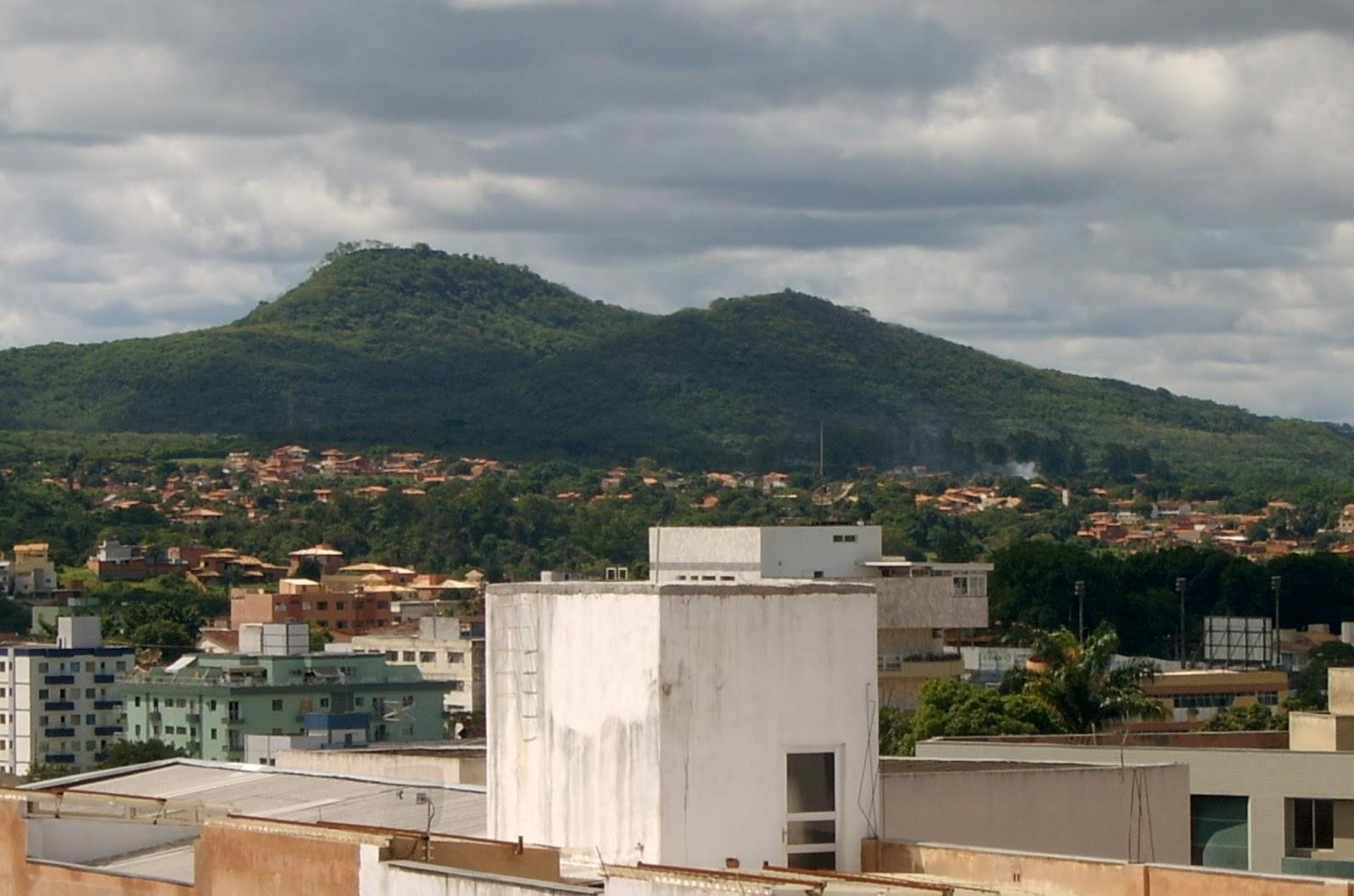 Imagem do Morro Dois Irmãos
