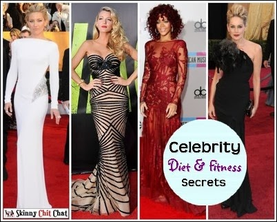 Miley Cyrus and Other Skinny Celebrities Reveal Their Secrets