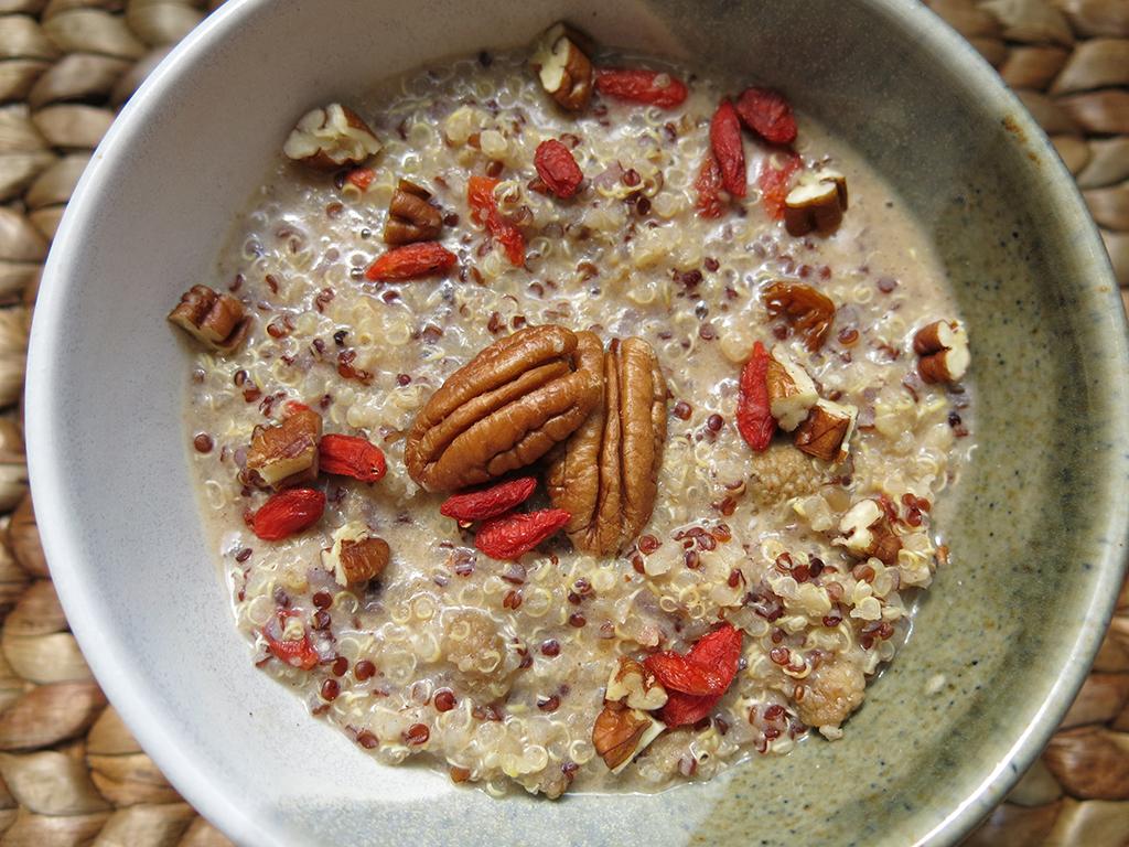 Superberry Quinoa Cereal