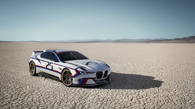 BMW CSL Hommage R 2015