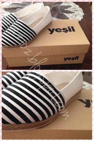 yeşil ayakkabı markası, bez ayakkabı