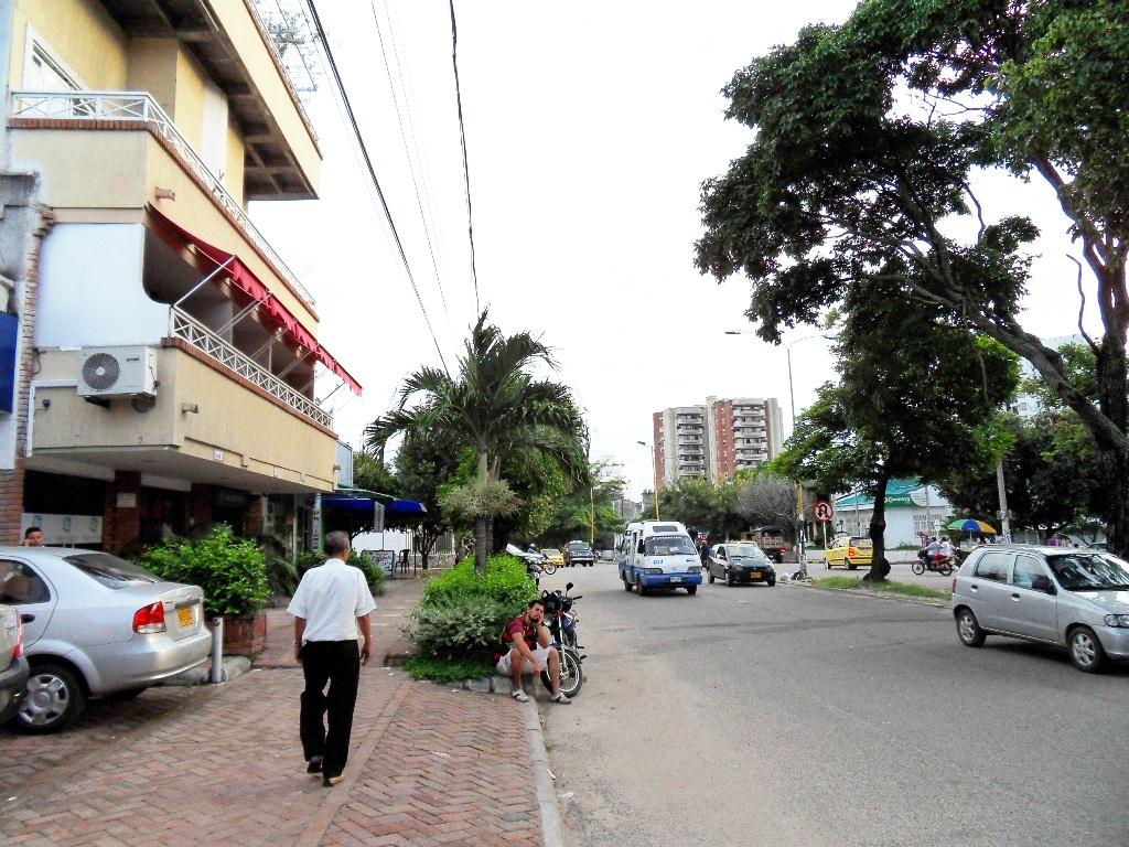 Neiva huila colombia calles y aveindas de neiva for Barrio ciudad jardin norte bogota