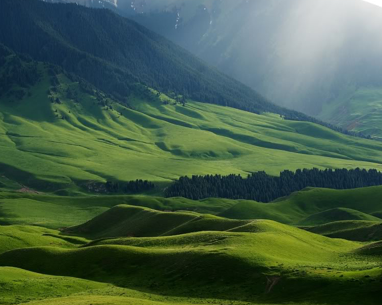 Xinjiang: Majestic and Romantic | Most beautiful places in ...