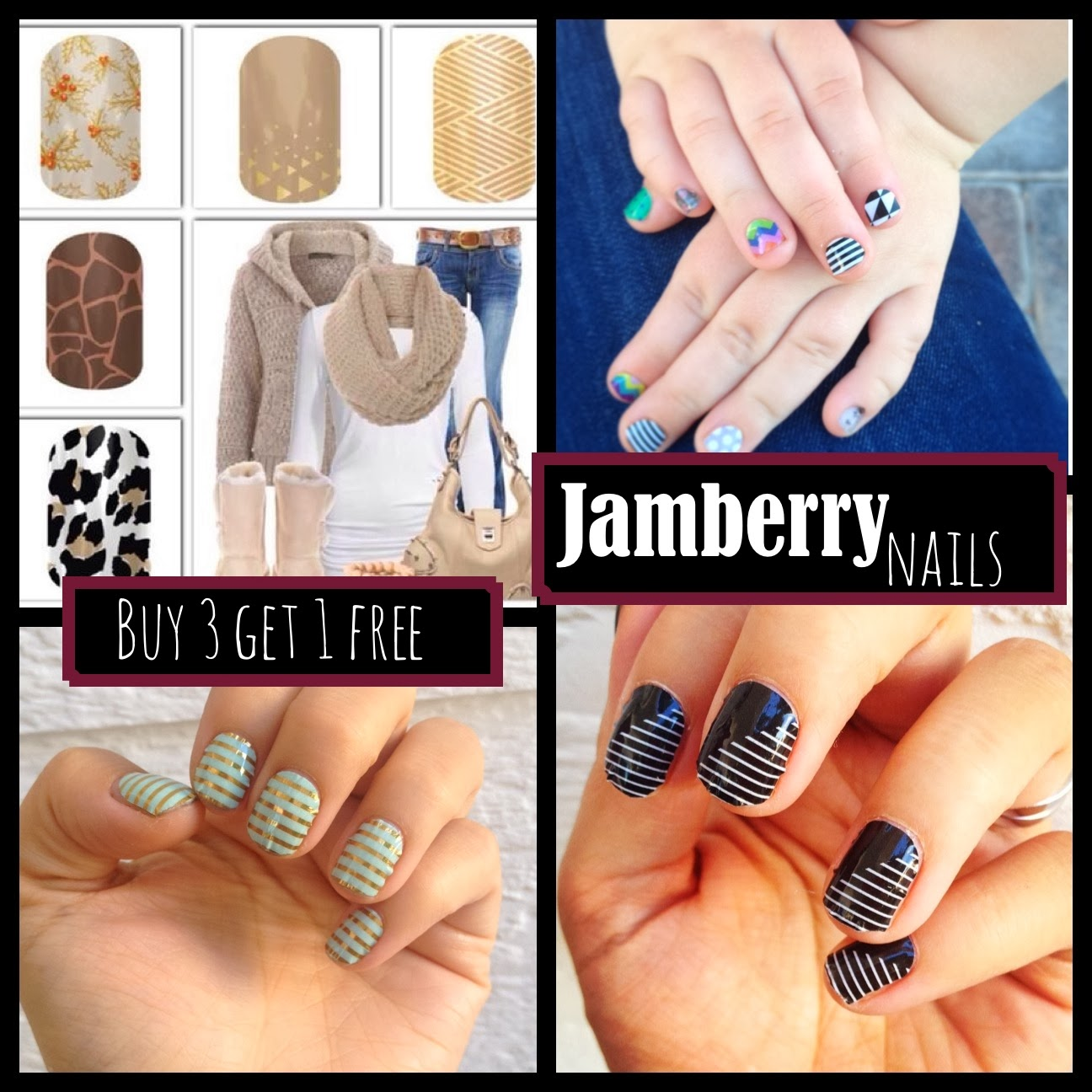 Deal of the Day - Jamberry Nails - Today\'s the Best Day