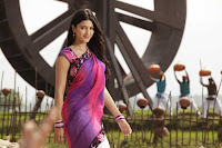 , Shruthi, Hasan, Hot, First, look, Stills, From, Gabbar, Singh,