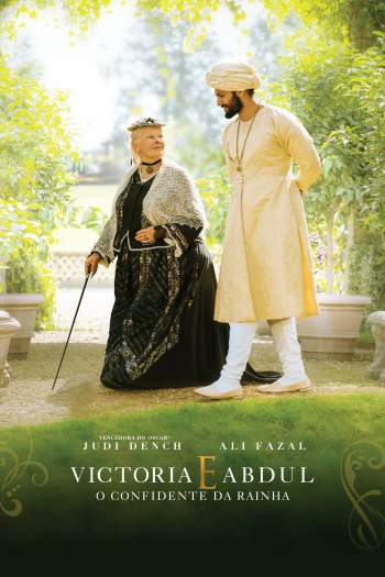 Victoria e Abdul: O Confidente da Rainha Torrent – BluRay 720p/1080p Legendado