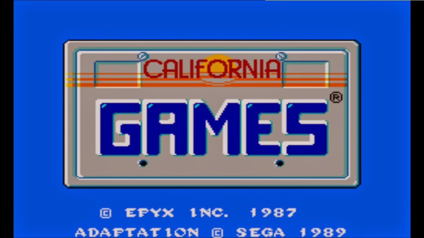 ... do California Games